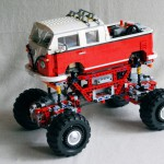 T1 Crewcab Monstertruck